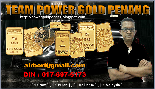 Power Gold Penang