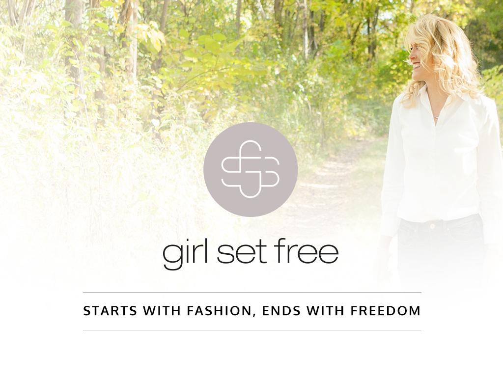 Girl set free