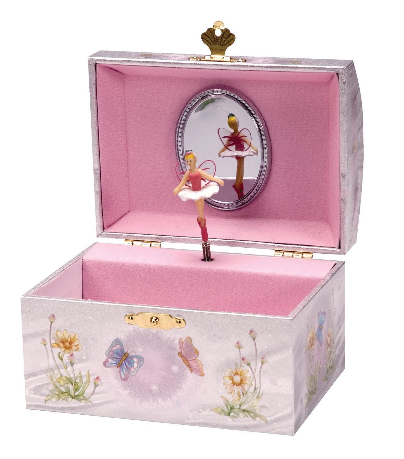 Jewelry box gifts for valentine 39 s day for Amazon ballerina musical jewelry box
