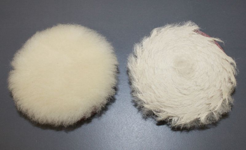 Pkg of 2 Surbuf R Series 8 Inch Buffing Pads