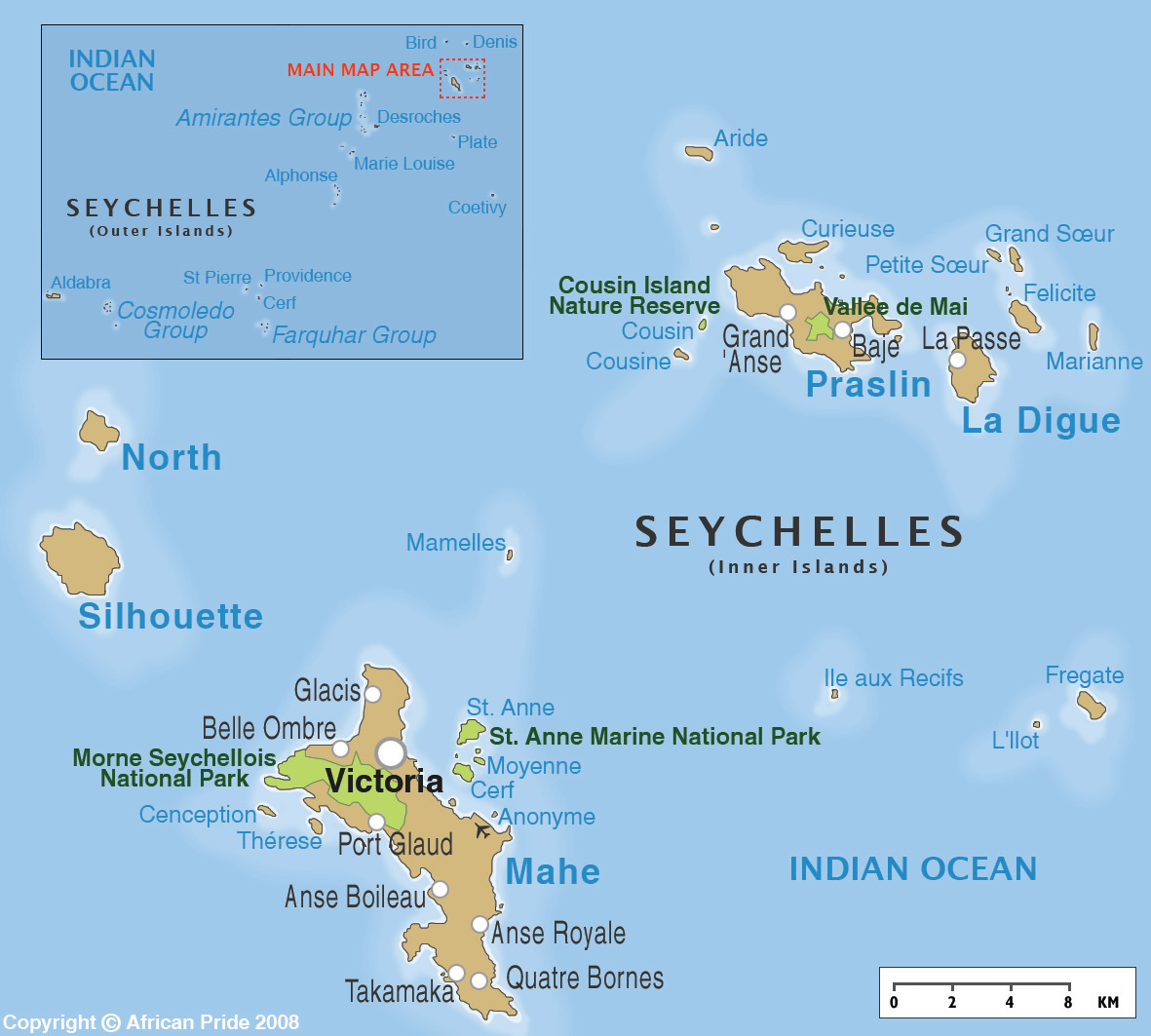 Sponsored Video - Earn 10,000 Euros to explore and map Seychelles ...