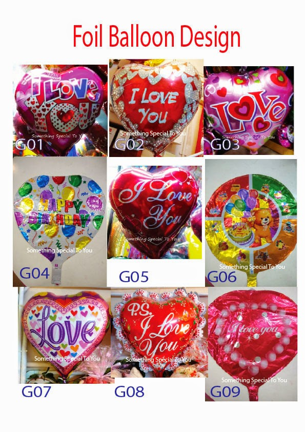 ... Malaysia Wedding One-stop Shop: Valentines Day Balloon & Gift