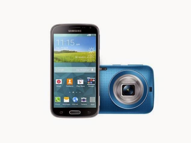 Samsung Galaxy K zoom SM-C115 | Spesifikasi Lengkap dan Harga terbaru