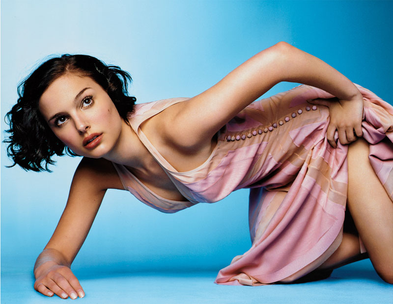 Natalie Portman - Interview Magazine (2004)