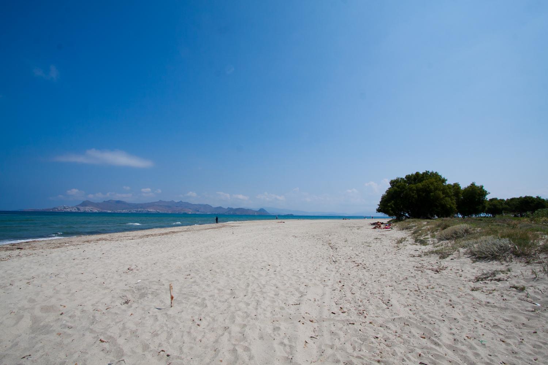 piaszczyste plaże Kos