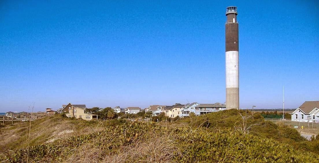 Oak Island Nc Lighthouse
