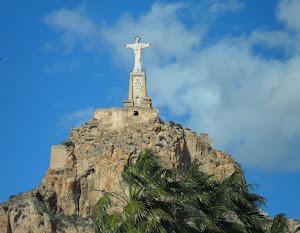 Cristo de Monteagudo. Murcia