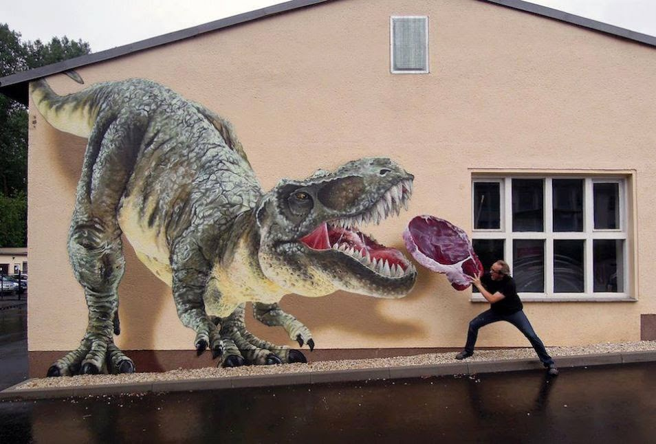The Best Examples Of Street Art In 2012 And 2013 - Tasso, Meerane
