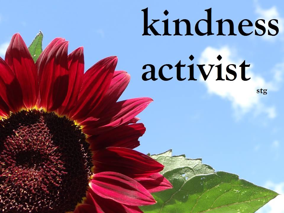 kindness activist