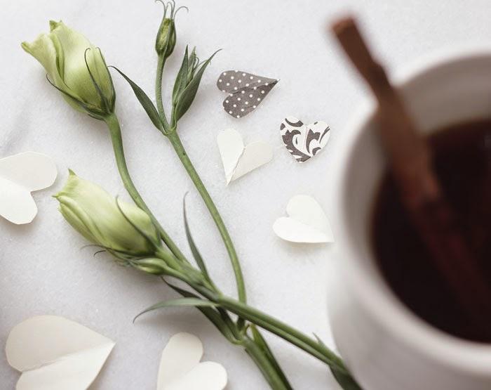 simple handmade Valentines Day
