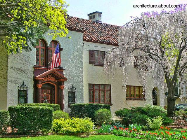 Arquitectura de casas casona de estilo colonial espa ol - Fotos de casas estilo colonial espanol ...