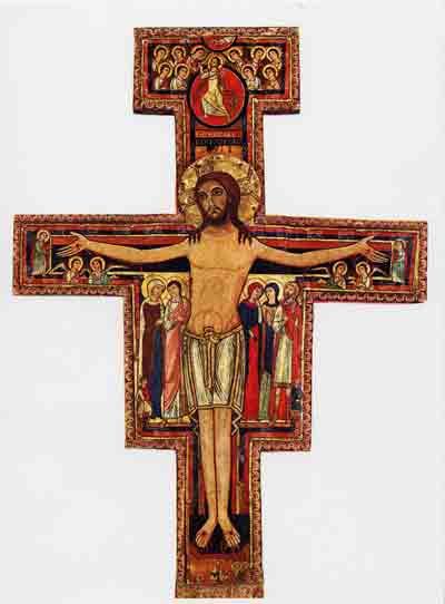 Croce della Missione Francescana-Mariana/Carmelitana