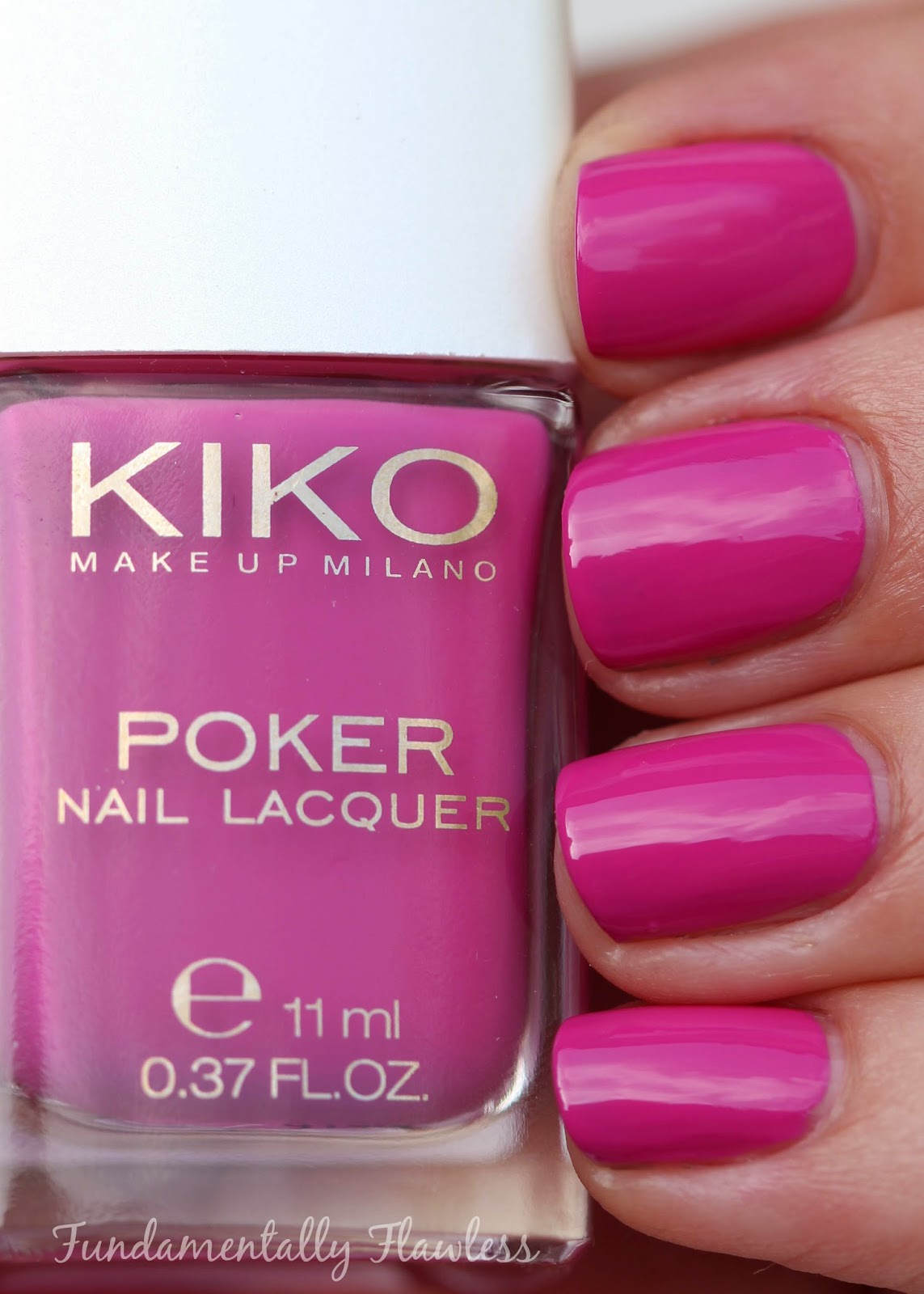 Kiko Daring Game Collection Irresistible Orchid swatch