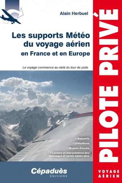 Supports météo du voyage aérien en France et en Europe