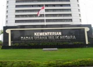 Alamat Kantor Kementrian di Jakarta