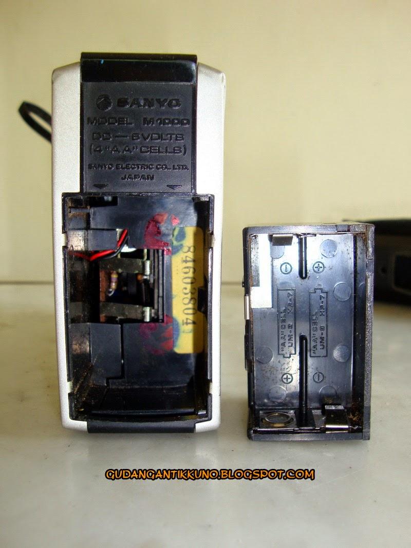 Tape Recorder Sanyo M1000