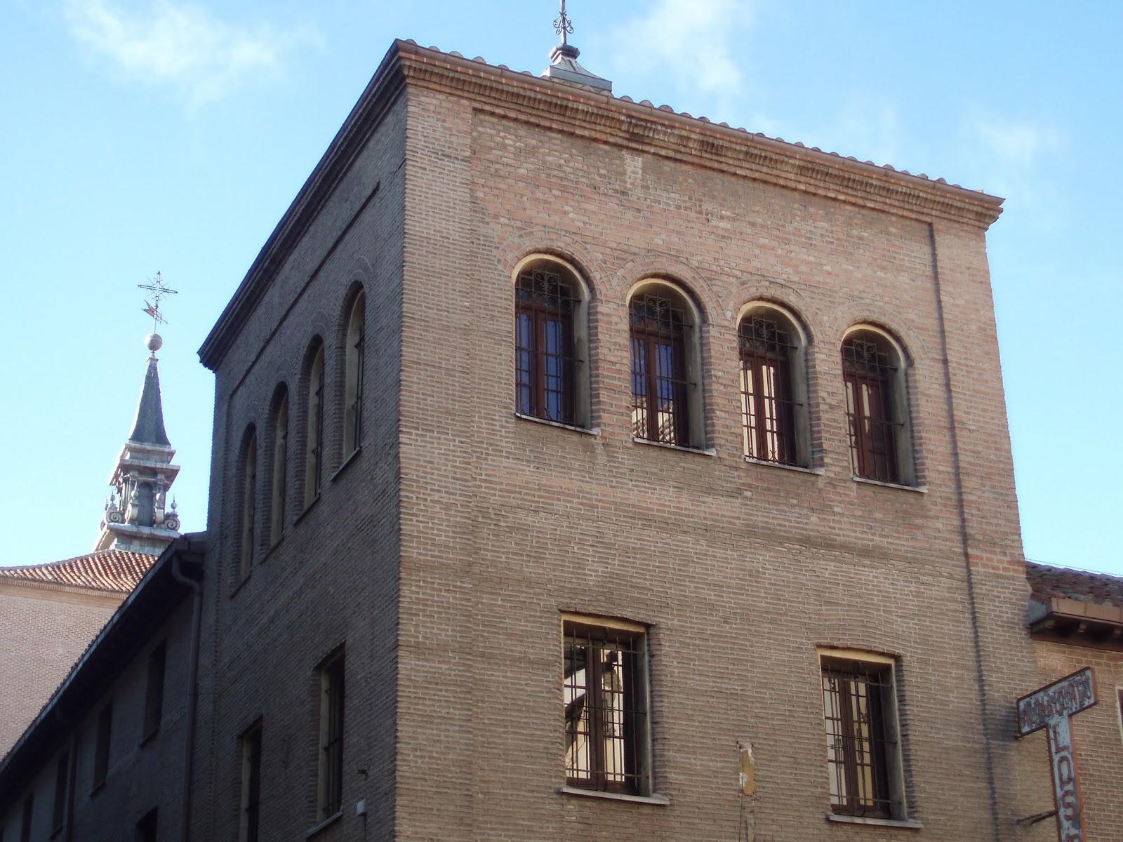 Manuelblas madrid iglesia del convento de san pl cido la for Calle prado de la iglesia guadarrama