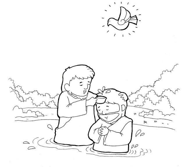 ensinanzaere BAUTISMO DE JESS