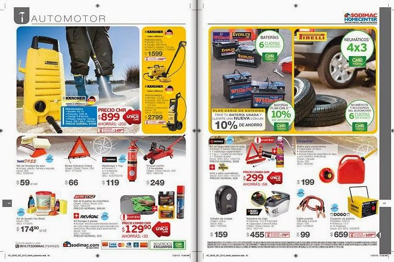 Catalogos online catalogo sodimac julio 2014 for Sodimac catalogo griferias