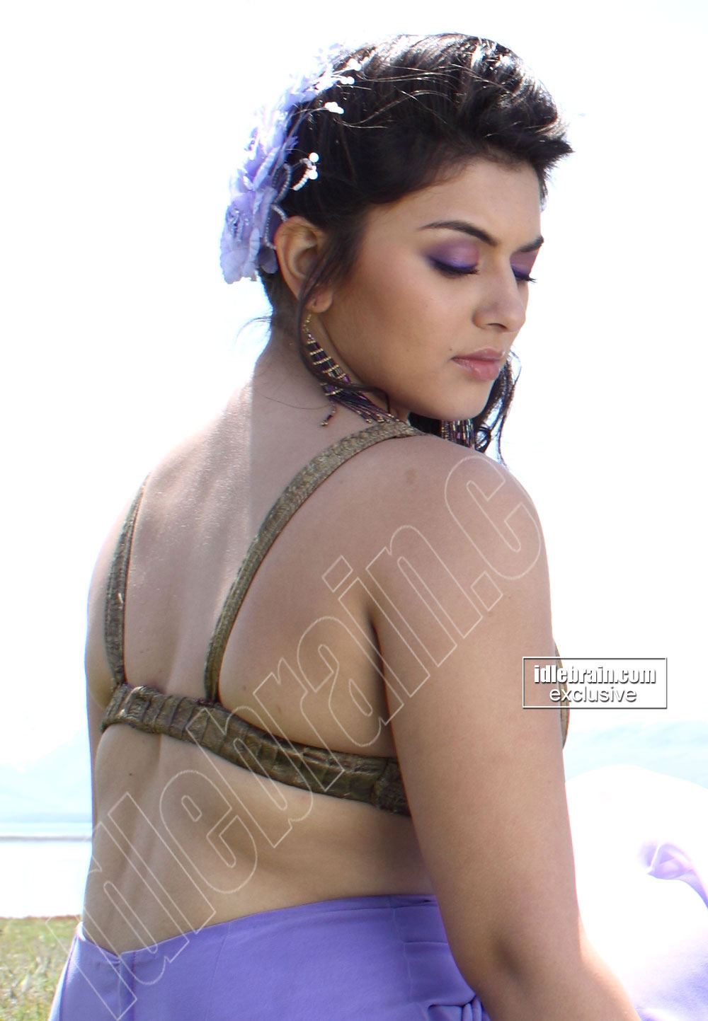 ov6i7 - (2) -  Hansika Motwani Bare Back hot wallpapers