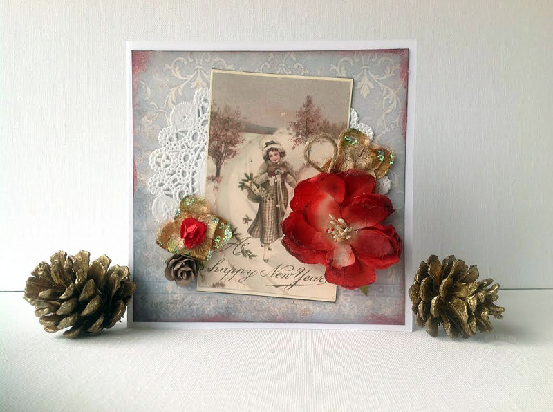 Christmas Cosy Cards by Cathi