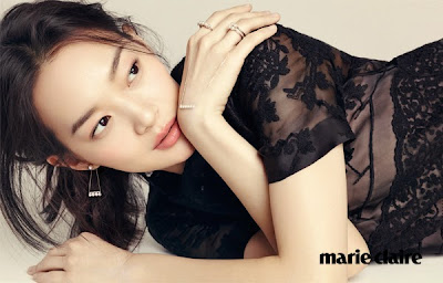 Shin Min Ah - Marie Claire Magazine May Issue 2015