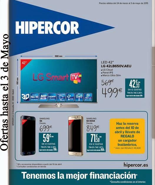 Catalogo de Hipercor Tecnologia al 3-5-2015
