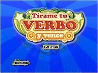 Tírame tu verbo