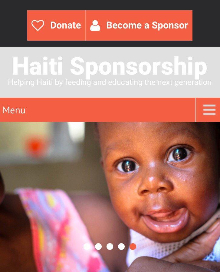 Haiti Sponsorship