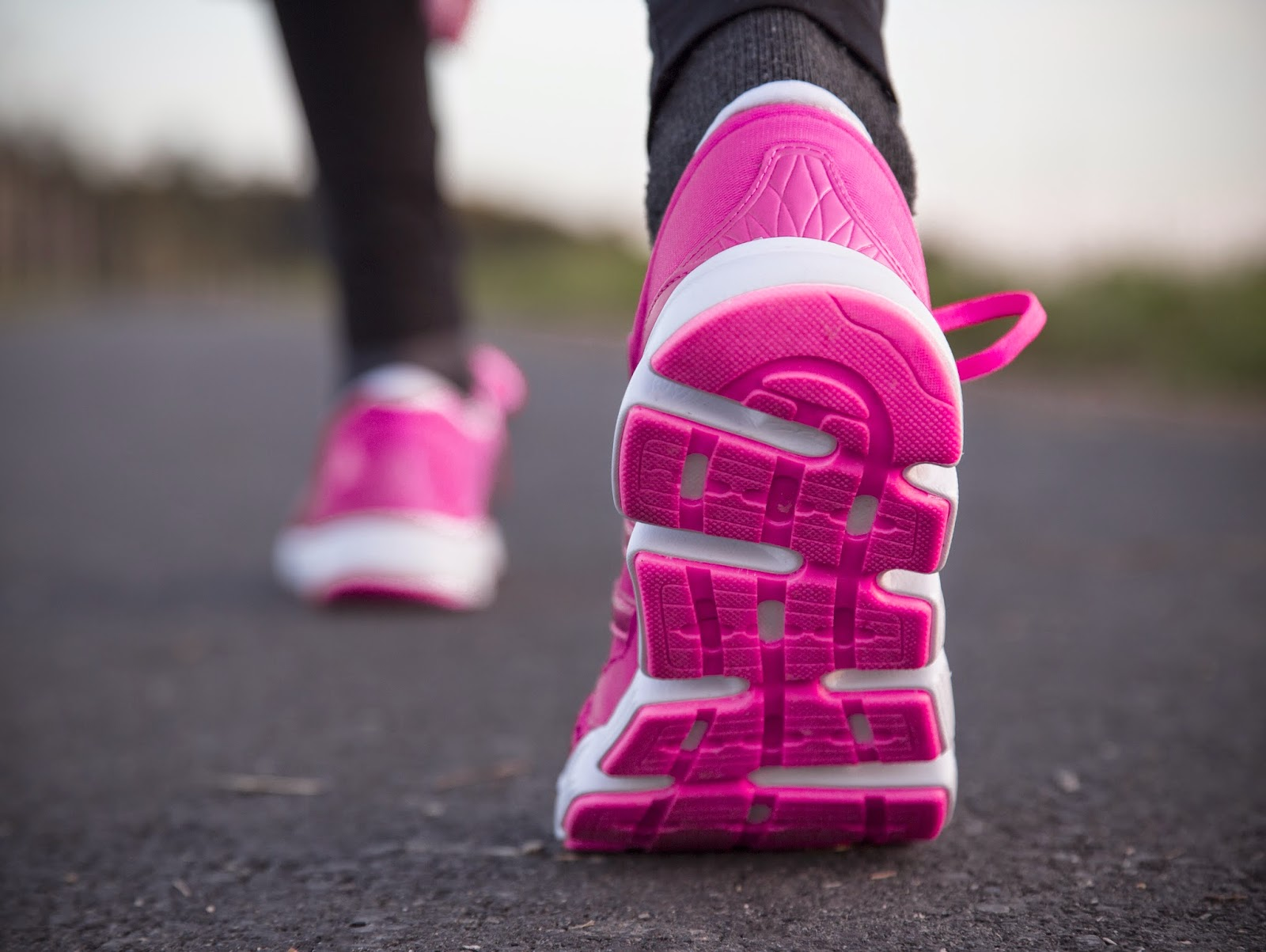 Tips for protecting your feet when running