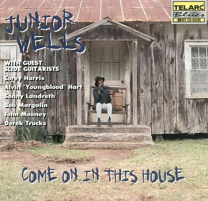 M sica para no conducir junior wells come on in this for House music 1997