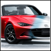 Mazda MX-5 ND Miata Paint Body Colours and Codes