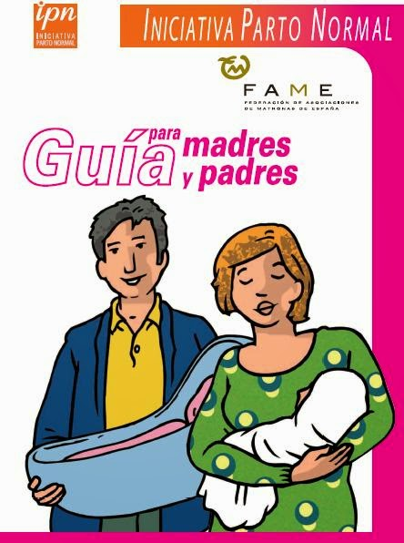 Guia del parto natural para madres y padres