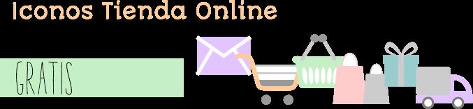 Iconos para tu tienda online