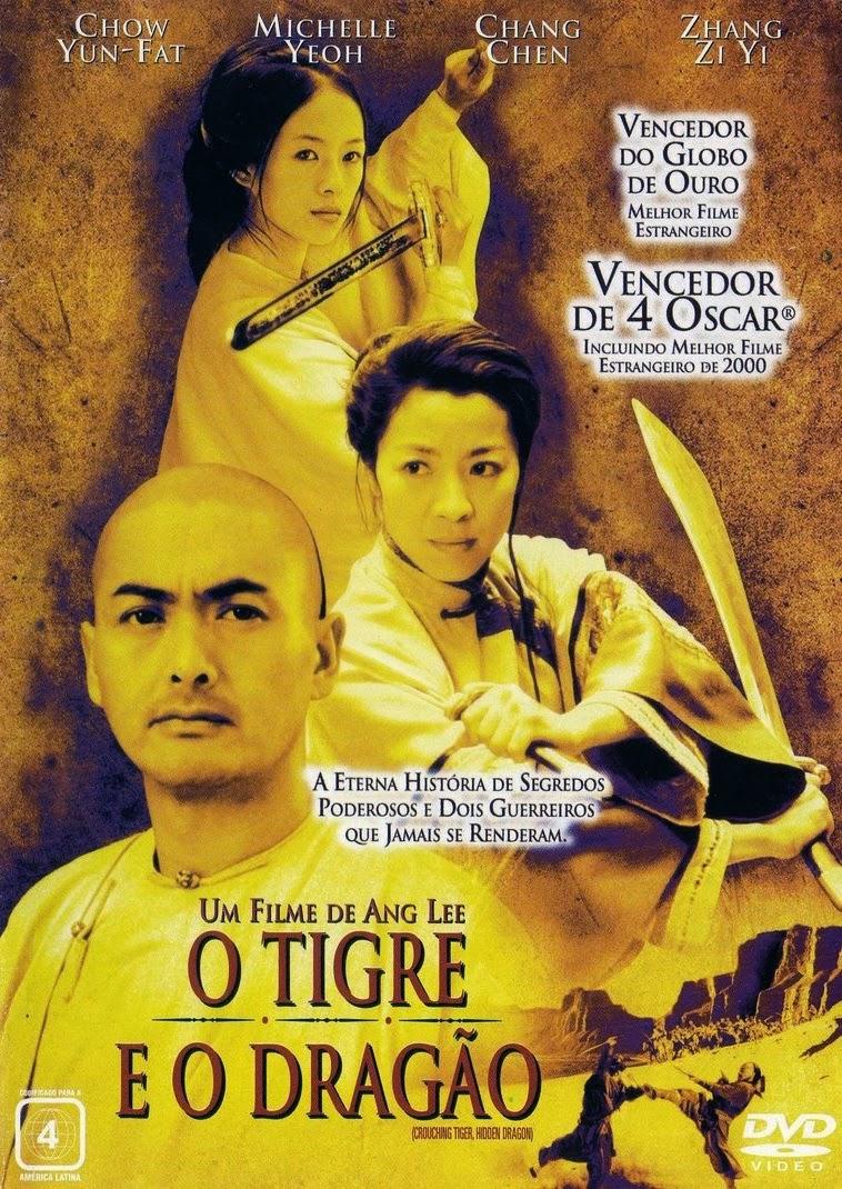 O Tigre e o Dragão – Dublado (2000)