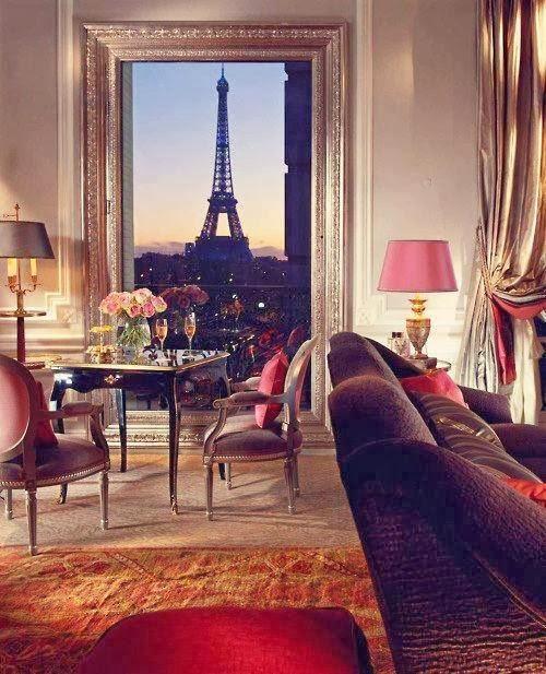 Oh Paris, mon Amour!