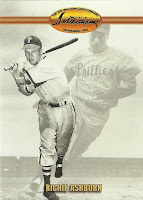 Ted Williams Phillies Cards