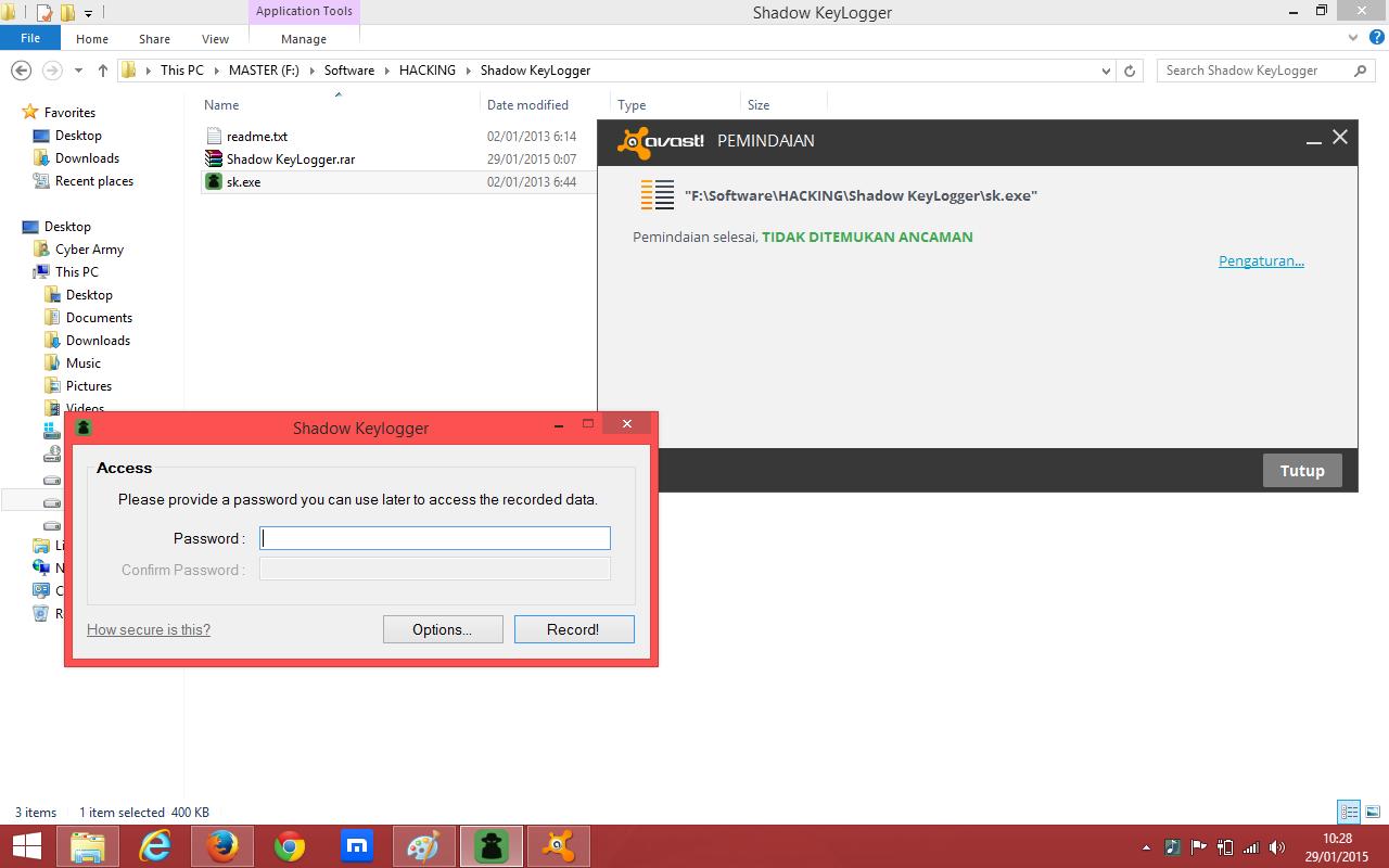 shadow keylogger portable free download