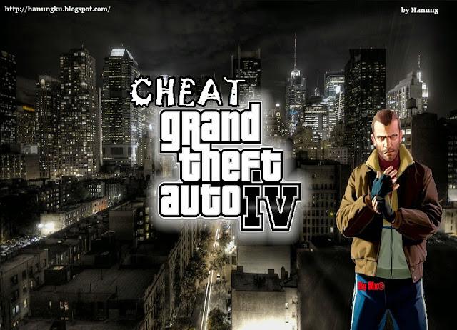 Cheat GTA IV / 4 Lengkap Bahasa Indonesia pc, ps3 - Blog ...