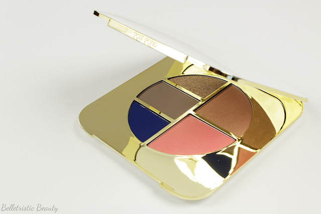 Tom Ford Unabashed Eye & Cheek Palette Compact, Summer 2014 Collection in studio lighting