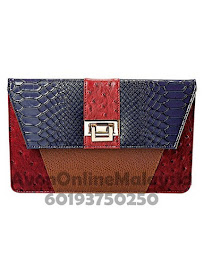 Rajo Leather Exclusive Clutch