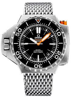 Montre Omega Seamaster 1200m Ploprof référence 224.30.55.21.01.001