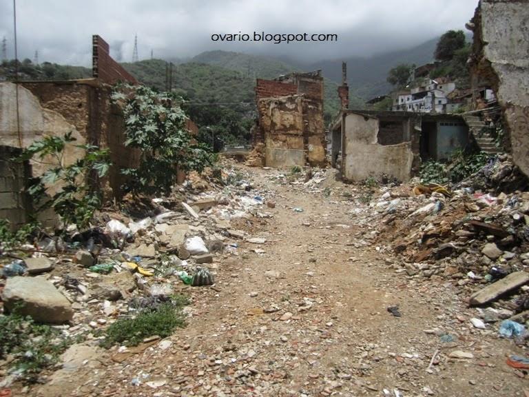 Luego de 16 años de revolución Caracas y la Guaria lucen muy mal  IMG_9514