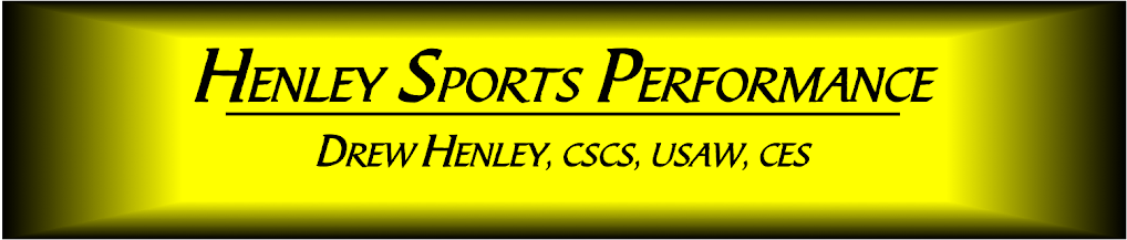 Henley Sports Performance