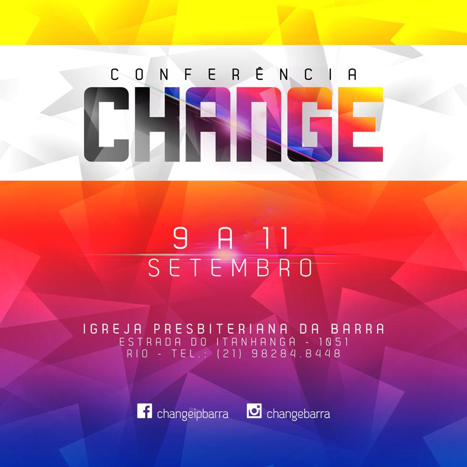 9 a 11 de setembro: Rio de Janeiro