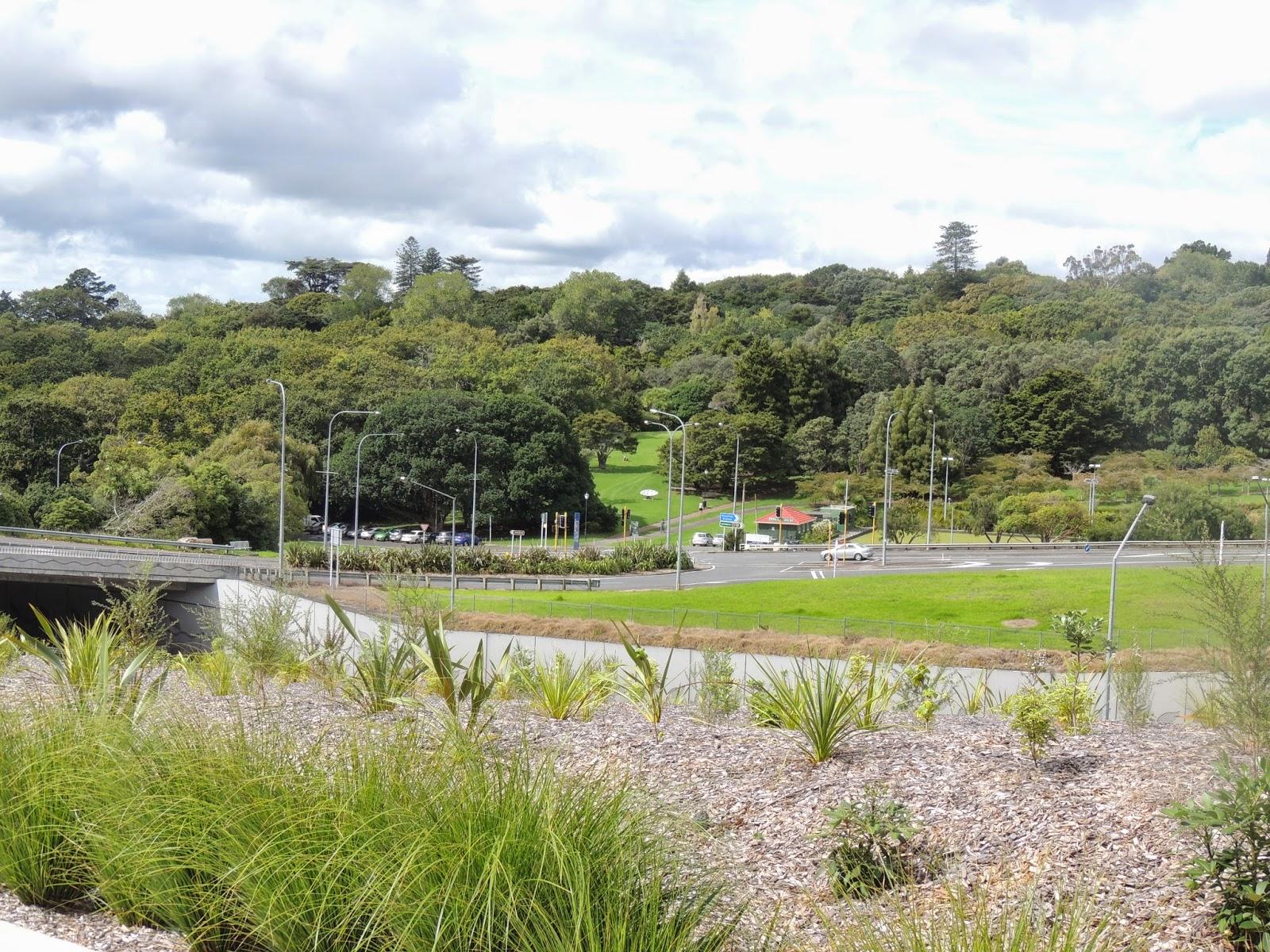 the road taken six mile walk auckland domain war memorial museum
