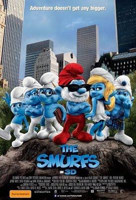 Filme Poster Os Smurfs CAM XviD-WBZ
