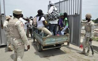 deportacion haitianos