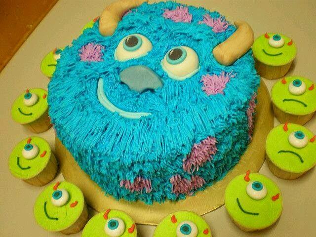 Cakes decorating art monster cakes creative art gallery for Art cake decoration