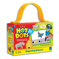 Carduri Hot Dots Stiinta (Educational Insights)